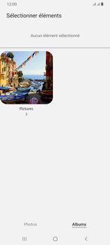 Samsung Galaxy A70 - E-mail - envoyer un e-mail - Étape 16