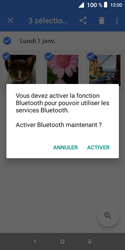 Alcatel 1X - Photos, vidéos, musique - Envoyer une photo via Bluetooth - Étape 10