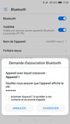 Huawei Nova 2 - WiFi et Bluetooth - Jumeler votre téléphone avec un accessoire bluetooth - Étape 7