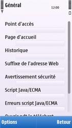 Nokia C5-03 - Internet - Configuration manuelle - Étape 18