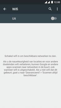 OnePlus 2 - WiFi en Bluetooth - Handmatig instellen - Stap 5