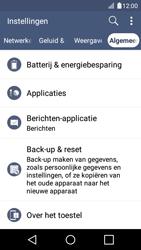 LG K4 - Software updaten - Update installeren - Stap 5