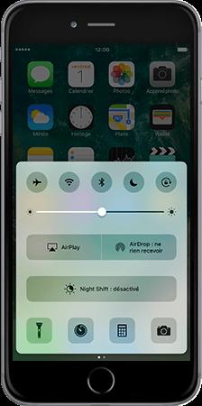 Apple Apple iPhone 6 Plus iOS 10 - iOS features - Liste des nouvelles fonctions - Étape 5