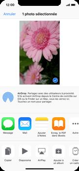 Apple iPhone X - Photos, vidéos, musique - Prendre une photo - Étape 10