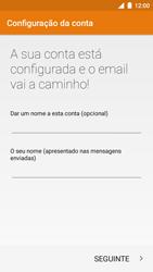 NOS NOVU II - Email - Configurar a conta de Email -  21