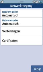 Samsung S7230E Wave TouchWiz - Internet - Handmatig instellen - Stap 6