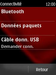 Nokia Asha 300 - Bluetooth - connexion Bluetooth - Étape 7