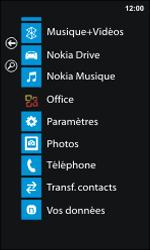 Nokia Lumia 800 - Aller plus loin - Restaurer les paramètres d'usines - Étape 3