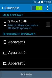 Samsung Galaxy Young2 (SM-G130HN) - Bluetooth - Headset, carkit verbinding - Stap 6