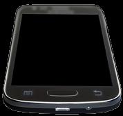 Samsung Galaxy Ace 3 - Premiers pas - Découvrir les touches principales - Étape 7