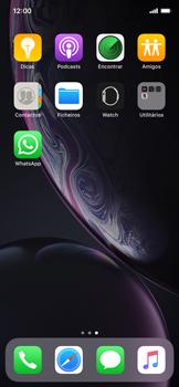 Apple iPhone XR - Aplicações - Como configurar o WhatsApp -  4