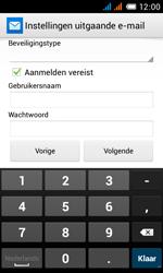 Alcatel OT-4033X Pop C3 - E-mail - Handmatig instellen - Stap 17