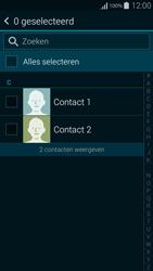 Samsung Galaxy Alpha 4G (SM-G850F) - Contacten en data - Contacten kopiëren van toestel naar SIM - Stap 9