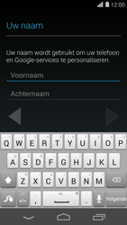 Huawei Ascend P7 - Applicaties - Account aanmaken - Stap 4