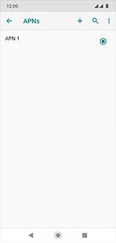 Motorola Moto G7 - Internet (APN) - Como configurar a internet do seu aparelho (APN Nextel) - Etapa 10