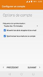 Wiko Tommy 2 - E-mails - Ajouter ou modifier un compte e-mail - Étape 24