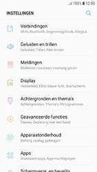 Samsung Galaxy J5 (2017) - MMS - Handmatig instellen - Stap 4