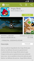 Samsung G900F Galaxy S5 - Aplicativos - Como baixar aplicativos - Etapa 17