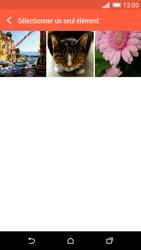HTC Desire 820 - Contact, Appels, SMS/MMS - Envoyer un MMS - Étape 17