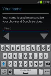 Samsung S6810P Galaxy Fame - Applications - Downloading applications - Step 5