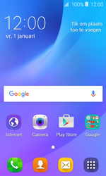 Samsung J120 Galaxy J1 (2016) - Applicaties - Account instellen - Stap 1