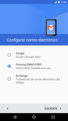 LG Google Nexus 5X (H791F) - E-mail - Configurar Yahoo! - Paso 8