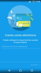 Sony Xperia Z5 Compact - E-mail - Configurar correo electrónico - Paso 6