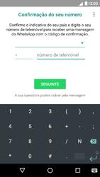 NOS Dive 72 - Aplicações - Como configurar o WhatsApp -  9
