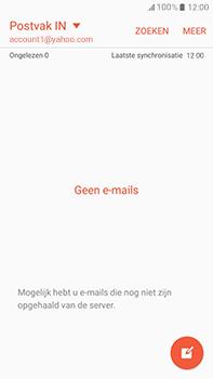 Samsung J710 Samsung Galaxy J7 (2016) - E-mail - handmatig instellen (yahoo) - Stap 8