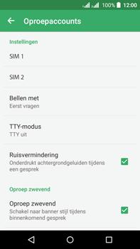 Acer Liquid Z630 - Voicemail - handmatig instellen - Stap 7