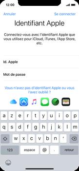 Apple iPhone X - Device maintenance - Back up - Étape 7