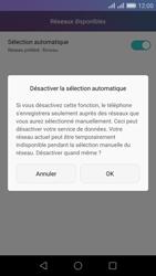 Huawei Honor 5X - Réseau - Sélection manuelle du réseau - Étape 8
