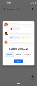Motorola One Vision - Email - Como configurar seu celular para receber e enviar e-mails - Etapa 14