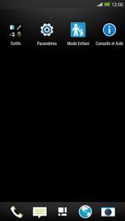 HTC One Max - Wifi - configuration manuelle - Étape 2
