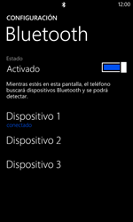 Nokia Lumia 520 - Bluetooth - Conectar dispositivos a través de Bluetooth - Paso 8