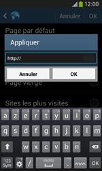 Samsung S7275 Galaxy Ace III - Internet - Configuration manuelle - Étape 25
