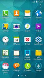 Samsung G900F Galaxy S5 - Internet - Internet gebruiken - Stap 3