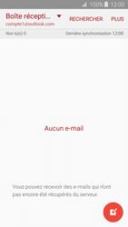 Samsung Galaxy J3 (2016) - E-mails - Ajouter ou modifier votre compte Outlook - Étape 4