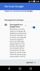Sony Xperia XA - Android Nougat - E-mail - Configurer l