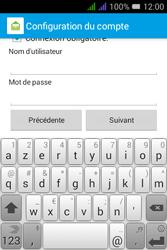 Alcatel Pixi 3 Dual Sim - E-mails - Ajouter ou modifier un compte e-mail - Étape 17