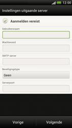 HTC Z520e One S - E-mail - e-mail instellen: POP3 - Stap 14