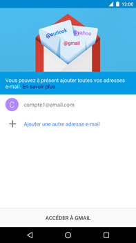 Huawei Nexus 6P - Android Oreo - E-mail - Configuration manuelle - Étape 21
