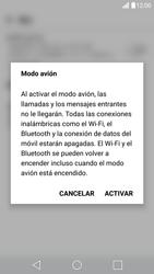 LG G5 - Funciones básicas - Activar o desactivar el modo avión - Paso 5