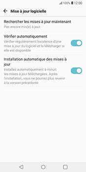 LG V30 - Appareil - Mise à jour logicielle - Étape 8