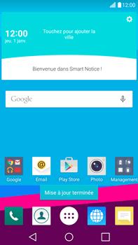 LG H815 G4 - Internet - configuration automatique - Étape 7