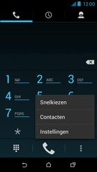 HTC Desire 310 - Voicemail - Handmatig instellen - Stap 6