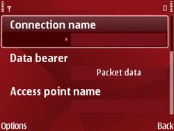 Nokia E63 - Internet - Manual configuration - Step 8