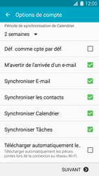 Samsung G900F Galaxy S5 - E-mail - Configuration manuelle (outlook) - Étape 9