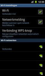 Samsung I9100 Galaxy S II - WiFi - Handmatig instellen - Stap 9
