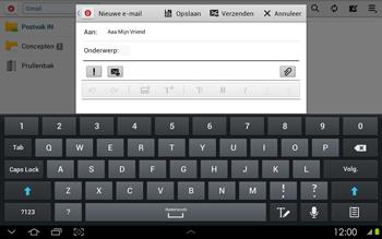 Samsung P5100 Galaxy Tab 2 10-1 - E-mail - e-mail versturen - Stap 7